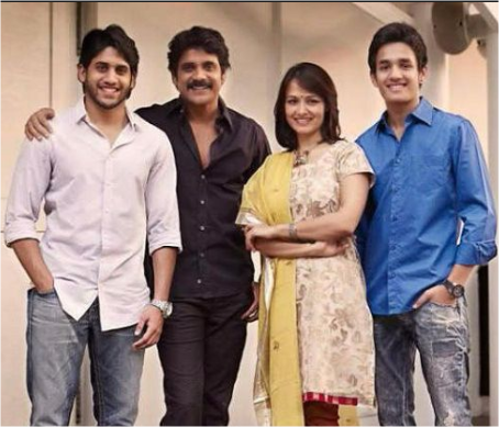 Akkineni Nagarjuna Height, Weight, Age, Wife, Family, Wiki, Biography, Affair, Profile