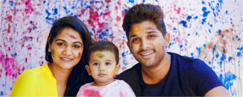 Allu Arjun Height, Weight, Age, Wife, Family, Biography & More